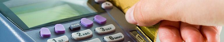 Проверка банковской карты