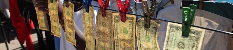 Украина прогрессирует в борьбе с отмыванием денег