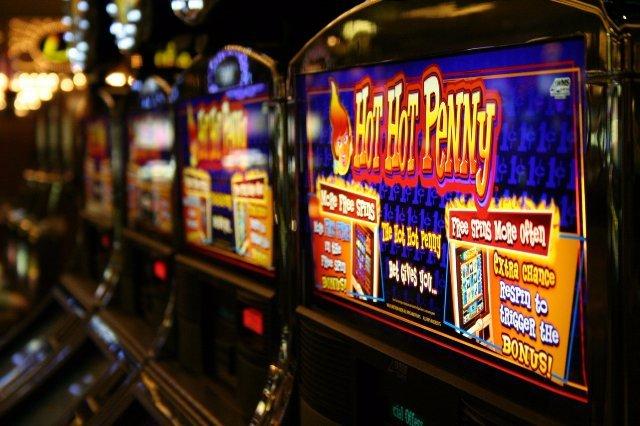 """Самый большой выбор автоматов в казино """"Вулкан"""""""