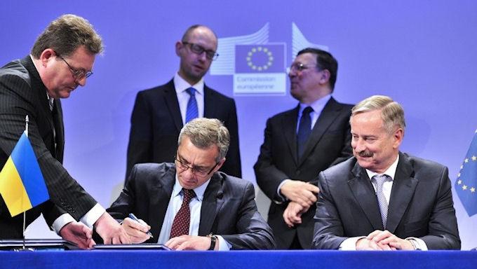 Украина получила в подарок от Европейского союза 250 миллионов евро