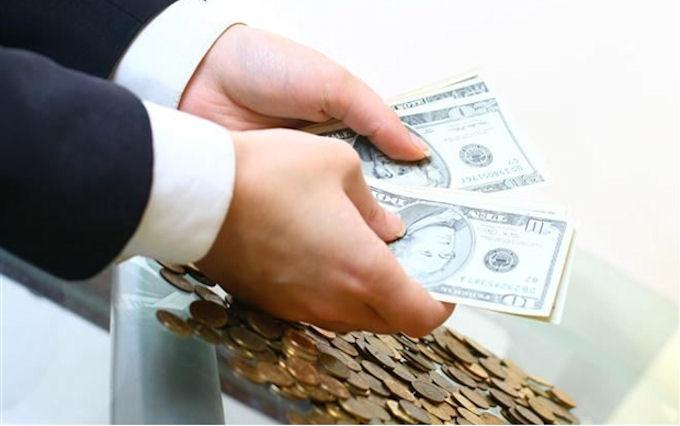 Финансовые операции на Донбассе прекращены