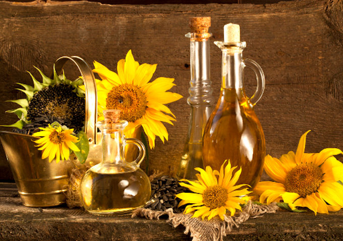 Экспорт украинского подсолнечного масла составил 3,7 миллионов тонн