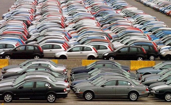 В Украине возникла проблема с продажей автомобилей