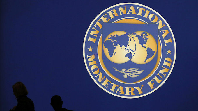 Техническая миссия МВФ посетила Украину