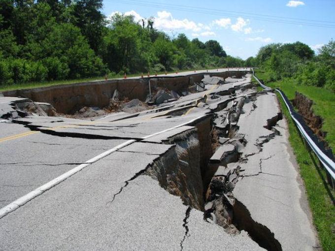 Украинские дороги – одни из худших в мире