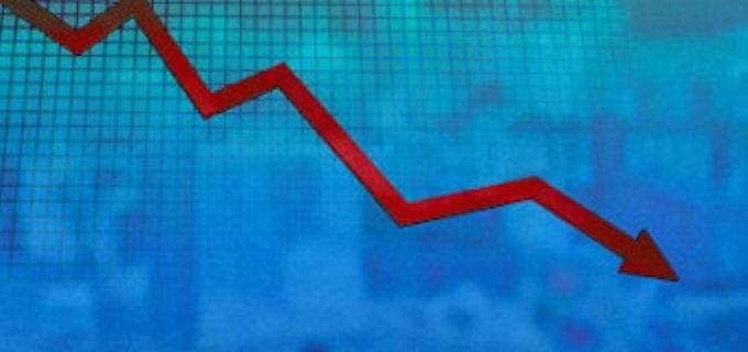 Падение промышленности в Украине ускорилось до 21%