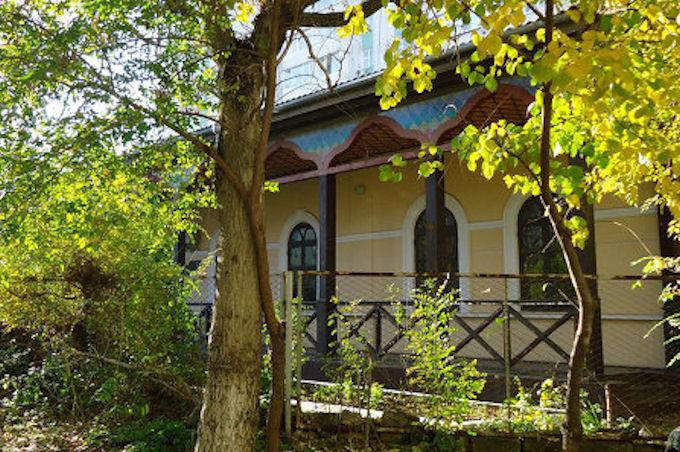 Крымско-татарской библиотеки больше не существует