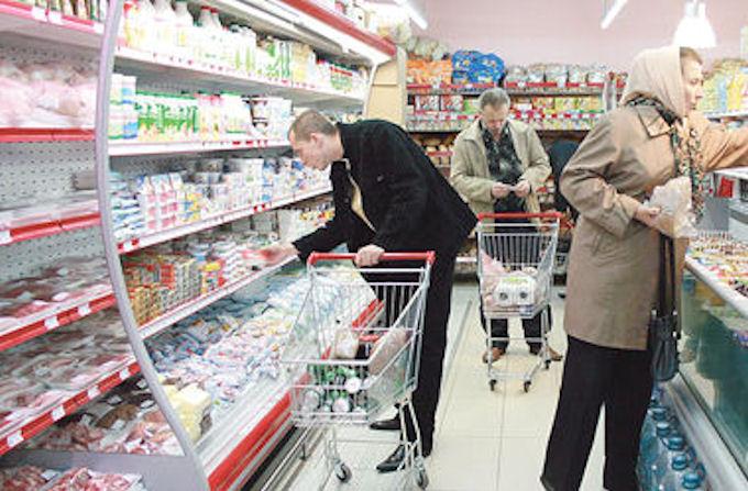 Украина увеличила импорт европейских продуктов