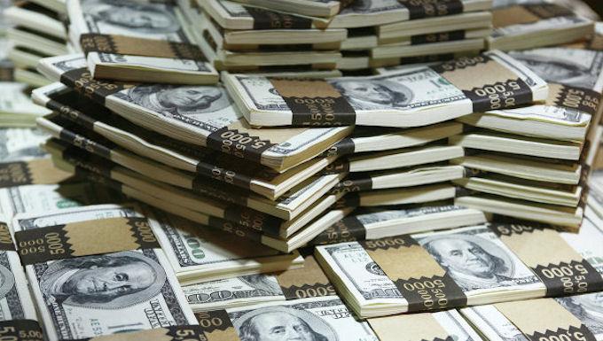 Нацбанк займётся продажей долларов