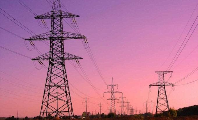 Экспорт украинской электроэнергии в Беларусь остановлен