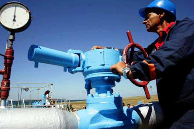 Поставки польского газа в Украину сократились