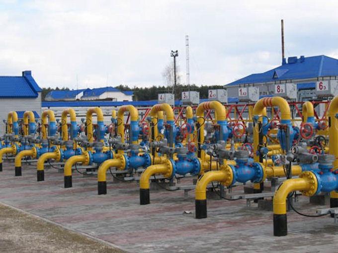 Одно из крупнейших украинских хранилищ заполнено газом практически на 100%