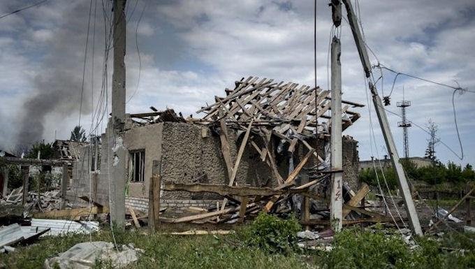 Украина надеется получить 1,5 миллиарда долларов на восстановление Донбасса