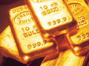 За октябрь Украина продала треть своих золотых запасов