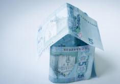 Украинцы вкладывают свои денежные средства в приобретение квартир