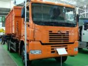 «АвтоКрАЗ» на 45% увеличил производство автомобилей