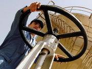 Украина сократила транзит газа почти на 50%