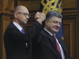 Порошенко выдвинул Яценюку ультиматум