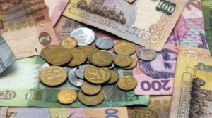 На закрытии торгов 17 декабря курс гривны к доллару упал до 16,55
