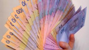 С августа в Государственный бюджет поступило 1,9 млрд. гривен военного налога