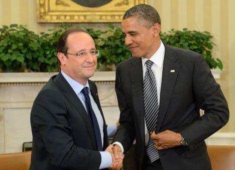 США и Франция готовят деньги для Украины