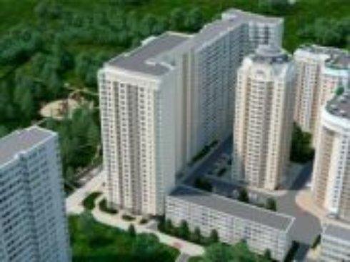 В Киеве милиция остановила строительство четырех жилых комплексов