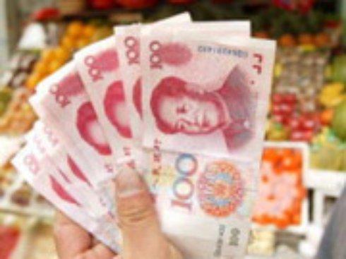 Минимальная зарплата в Китае выросла до $325