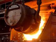 Украина сократила выплавку стали на 17%