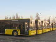 В Киеве из-за нехватки денег закрываются маршруты общественного транспорта