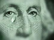 За год курс доллара вырос на 777 копеек
