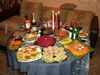 На новогодние праздники украинцы выбросят продуктов на 0,5 млрд. гривен