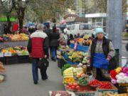 В Киеве создадут сеть мини-ярмарок вместо уличной торговли