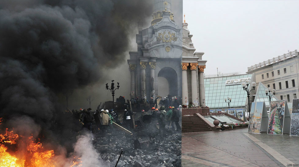 Пострадавшие во время событий на Майдане получат разовую финансовую помощь