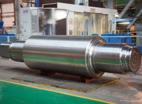 Краматорский завод изготовит валки для российского гиганта