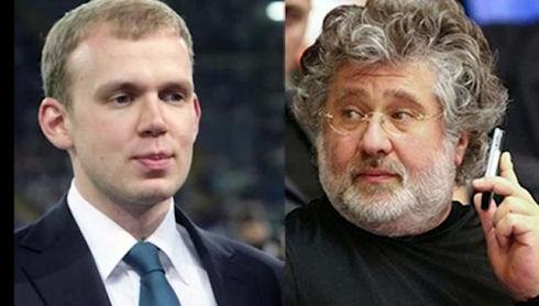 Коломойский — Курченко: забудь про эту нефть, считай, что это НДС ты уплатил