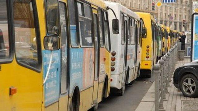 В Киеве одобрили подорожание маршруток