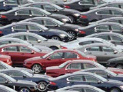 Украинский рынок новых авто начал год с падения в почти 5 раз