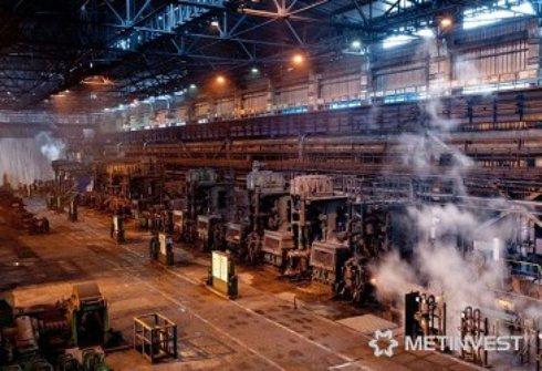 «Метинвест» останавливает ЕМЗ и «Макеевку» из-за проблем на железной дороге