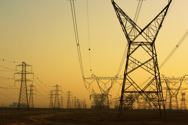 С нового года Украина импортировала электроэнергию из России на 4,7 млн. долларов