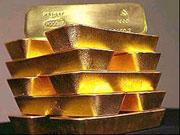 Мировой спрос на золото в 2014 г. снизился на 4% - до 3,9 тыс. тонн