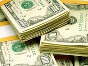 25 февраля объем торгов долларом на межбанке уменьшился почти в два раза, до $98,2 млн