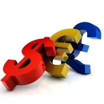 Объем операций на валютном рынке сократился