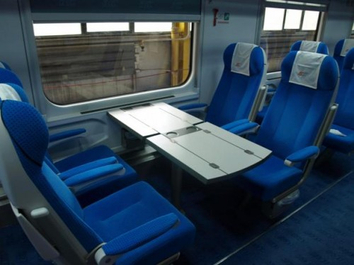 Проезд в украинских поездах подорожает на 21%