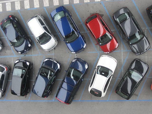 Незаконные парковки отбирают у киевского бюджета 25 млн. гривен