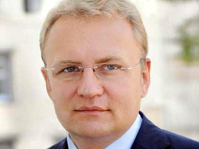 Доходы жены Андрея Садового в 4 раза больше, чем самого мэра Львова
