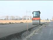 В Днепропетровске на строительстве дорог украли два миллиона
