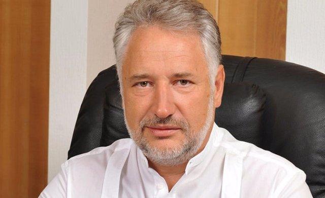 Жебривский намерен открыть оптовые рынки для жителей оккупированного Донбасса