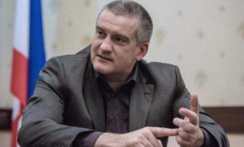 Крым не может самостоятельно обеспечить себя продуктами, – Аксенов