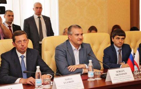 Турецкие бизнесмены готовы вложить в Крым 12 млрд долларов