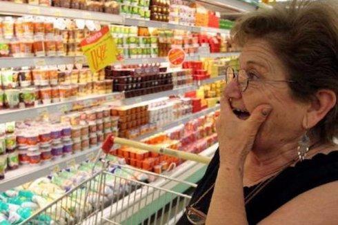 Цены в Украине будут расти и дальше. Люди – на грани выживания
